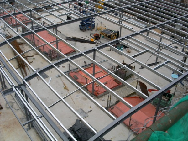 Structural Steel Build Beams NSW