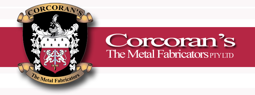 Corcoran's The Metal Fabricator's