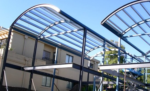 Pearl Bay Onsite Metal Fabrication and Installation