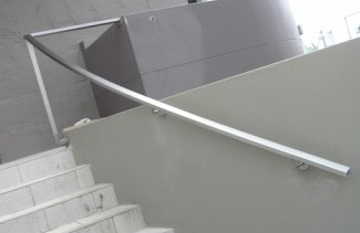 Stainless Steel Handrail Macquire Uni